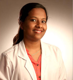 Dr.Aarthi-Best Dentist in Alwarthirunagar