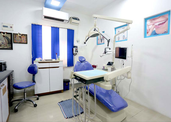 Alwarthirunagar Dental clinic infrastructure